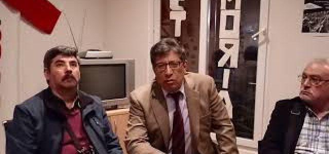 Chile – Ex presos políticos solidarizan con los mapuche