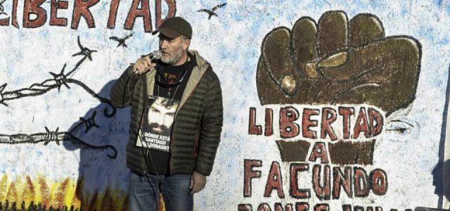 Argentina – Sergio Maldonado no fue recibido por el juez Otranto