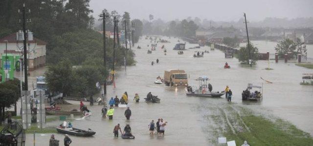 EEUU – Huracán Harvey. Una tragedia agravada por el capitalismo