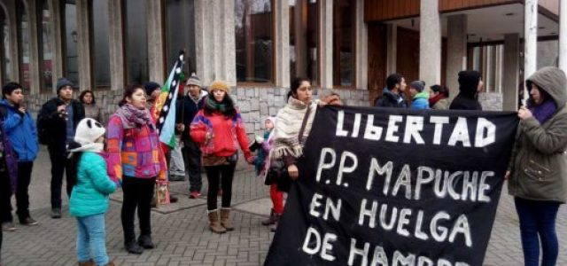 Chile / Wallmapu -103 días en huelga de hambre: Comuneros mapuche en riesgo vital ante la indiferencia del gobierno