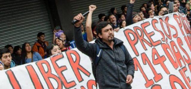Chile / Wallmapu – Presos políticos Mapuche en huelga de hambre le doblan la mano al gobierno de Bachelet