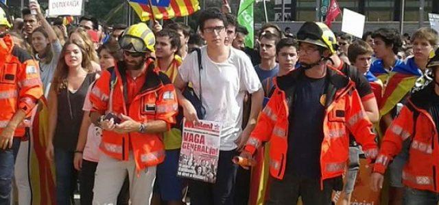 Estado Español / Catalunya – El 1 de octubre votaremos, por la república socialista catalana, contra los recortes y la represión