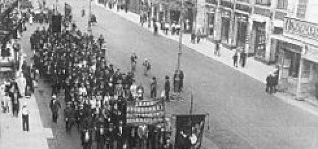 La Revolución Rusa 1917 – Las Jornadas de Julio