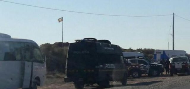 Wallmapu / Argentina – Violento allanamiento en el Lof Fvta Xayen de Neuquén