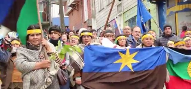 Chile – Más de 40 comunidades Mapuche Williche de Chiloé y Aysén se organizan para la defensa del mar