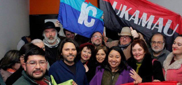 Chile – Conversatorio dirigentes del MPD con Víctor Pey