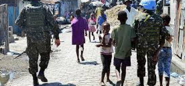 Haití/Brasil –Violaciones, cólera y 30 mil muertos: el legado de la Minustah
