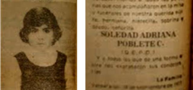 """Menores desaparecidos: """"La dictadura no tuvo límites a la hora de los crímenes"""""""