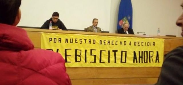 """""""No + AFP"""" llama a todos los chilenos a participar del plebiscito"""