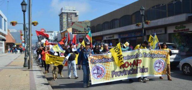 Chile – Gobierno da espalda a los trabajadores y descarta propuesta de No + AFP.