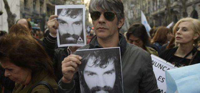 El caso de Santiago Maldonado complica al gobierno argentino