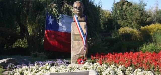 Austria – Memoria y Olvido. Recordando a Salvador Allende en el Parque Danubio.