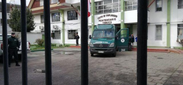 Chile / Wallmapu – Comuneros en huelga de hambre son trasladados hasta el Hospital Regional de Temuco