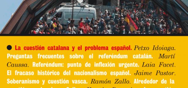Catalunya –Libertad, amnistía y referéndum