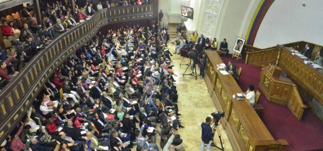 Asamblea Constituyente aprobó decreto contra las sanciones financieras de EEUU contra Venezuela