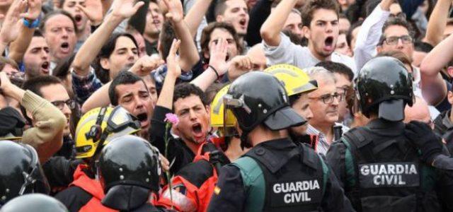Catalunya – Un pueblo sin miedo