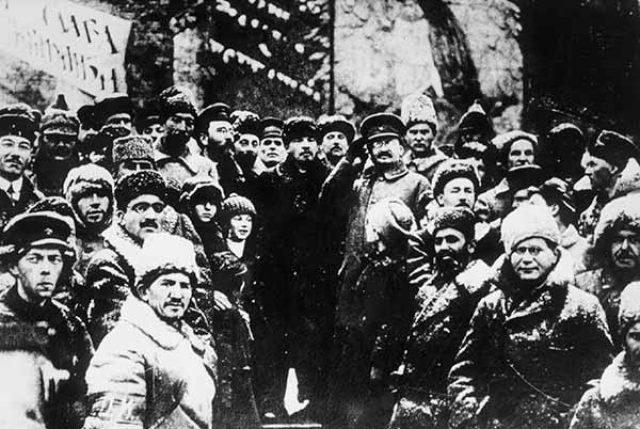 A cien años de la Revolución Rusa – Octubre de 1917
