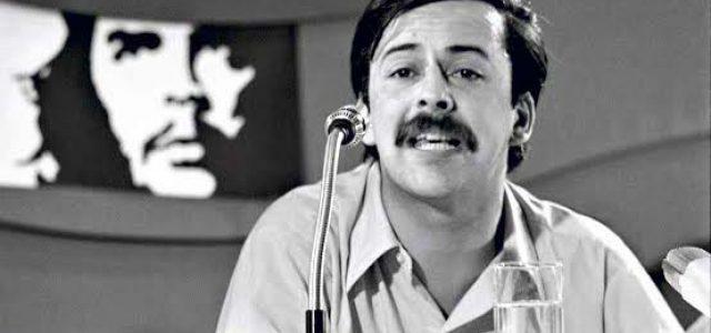 Chile – Aniversario de la caída tras combate de Miguel Enríquez