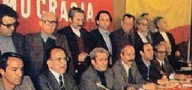 Estado Español – Garzón, el PCE y la Transición