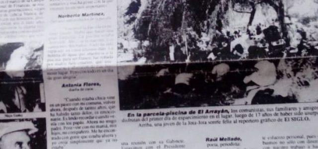 Chile – La historia de las familias que el PC pretende desalojar en Lo Barnechea y El Tabo