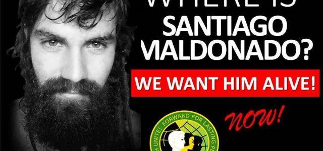 Argentina –Santiago Maldonado: una crisis en la gestión de la mentira