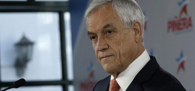 """CHile – Tomás Mosciatti y encargatoria de reo a Piñera: """"Recibió ayuda de la CIA y de su padre"""" – VIDEO"""