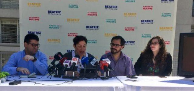 Chile – Beatriz Sánchez presentó propuesta para condonar deudas del CAE