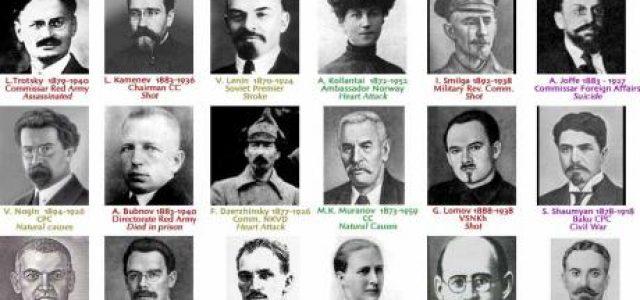 LA HISTORIA ROTA DEL ESTALINISMO