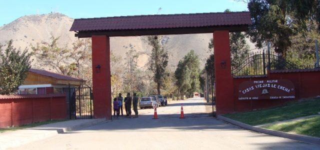 Chile – Sobre el centro de exterminio Cerro Chena
