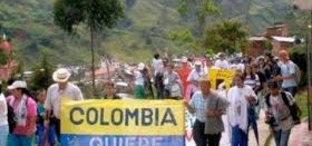 Ya son casi 90 los asesinatos de defensores de DD.HH. en Colombia tras acuerdos de paz