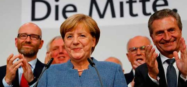 Elecciones en Alemania • Descalabro de la Gran Coalición y ascenso de la ultraderecha