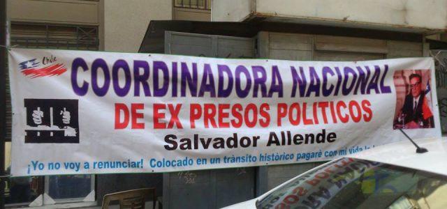 Chile – Presos Políticos desalojados del Instituto Nacional de Derechos Humanos