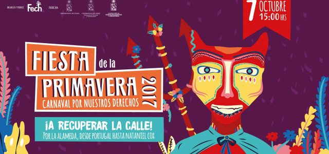 Chile – Santiago: FiESTA DE LA PRIMAVERA 2017 FECH