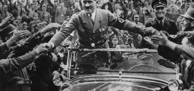 ¿Por qué Hitler llegó al poder?