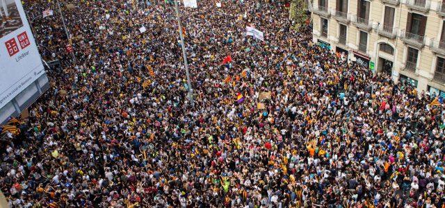 Crónica de la Huelga General en Catalunya