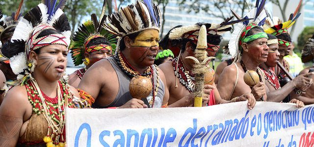 Más de la mitad de los territorios indígenas en Brasil aún aguarda demarcación