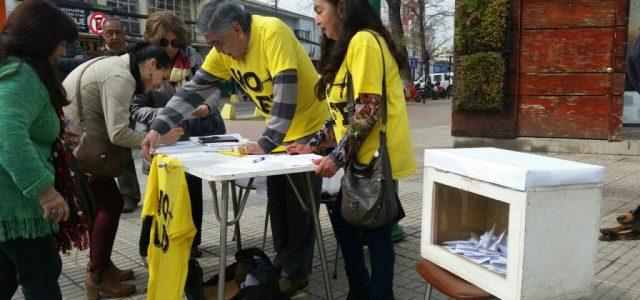 Chile – Alrededor de 1 millón de personas participó en el plebiscito No+AFP