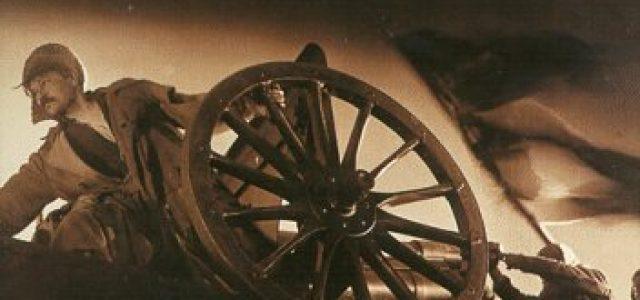 Chile – Se exhibió OCTUBRE el clásico de Einsenstein en cierre de Seminario por 100 años de la revolución rusa