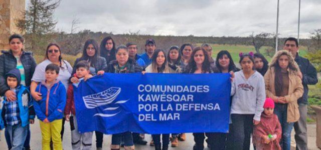 Chile – Pueblo kawésqar demanda administrar el futuro parque nacional Alacalufes
