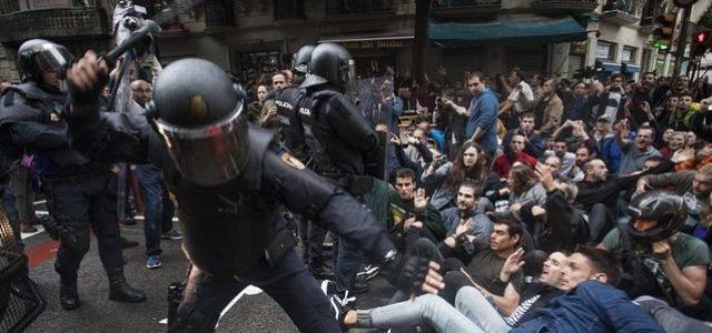 El 3 de octubre: ¡Todos los Institutos y Universidades de Catalunya a la huelga general!