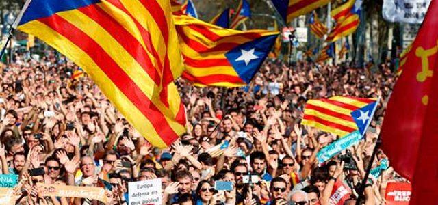 ¡Por una república socialista catalana del pueblo y los trabajadores! ¡Derrotar la ofensiva reaccionaria con la movilización de masas!