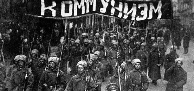 El siglo de la Revolución Rusa