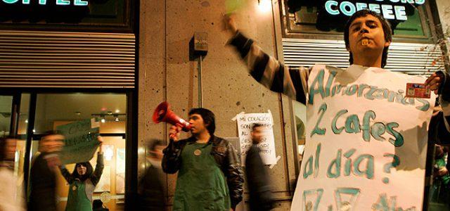 Chile – Que Starbucks no discrimine a madres trabajadoras