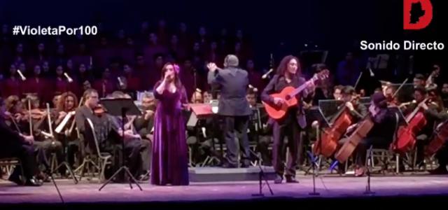 Chile – #VioletaPor100: Homenaje a Violeta Parra en Antofagasta