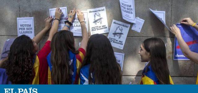 1 de octubre: el día que conmovió Catalunya y el Estado español
