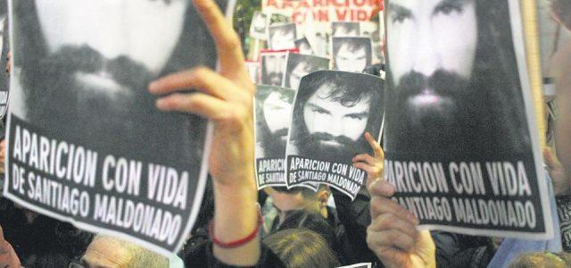 Argentina – La difusión de las imágenes del cadáver de Santiago Maldonado