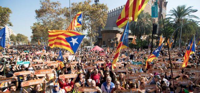Independencia para Cataluña, un problema para la izquierda