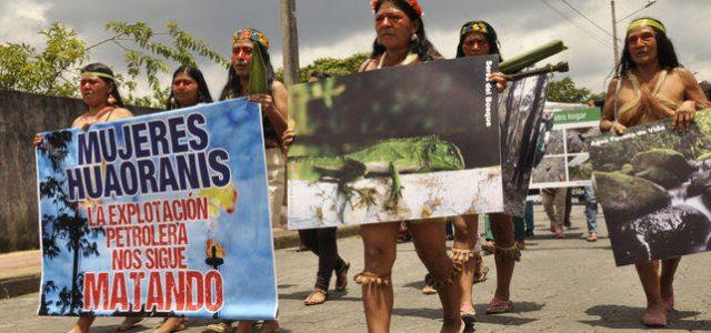 América Latina – Pueblos indígenas en aislamiento: amenazados por el extractivismo y la privatización de la tierra