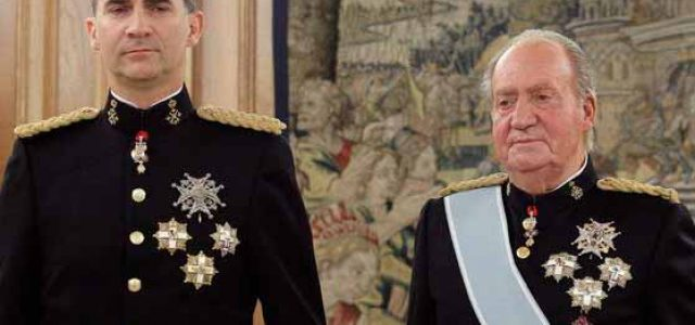 Estado Español – Los Borbones: una larga historia de corrupción y represión