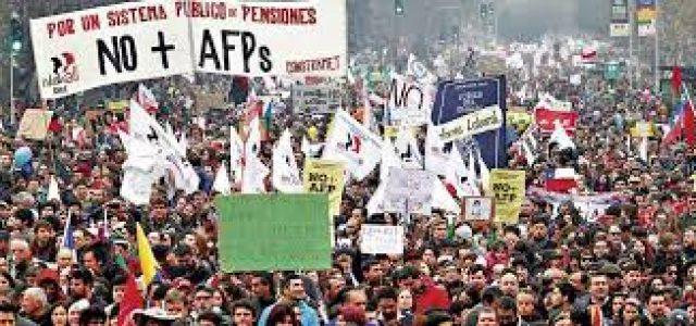 Chile – La reforma previsional paralizada